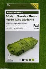 AFV Armour Modern Russian Green