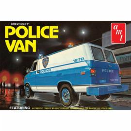 Chevrolet Police Van