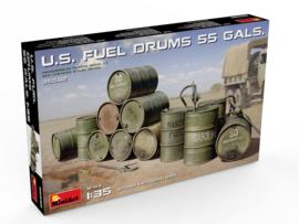 U.S. Fuel Drums 55G