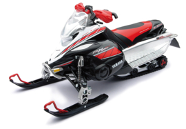 Snowmobiel Yamaha Diecast 1:12