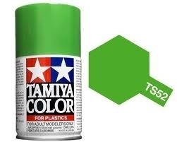 TS 52 candy lime groen