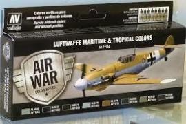 Air WatLuftwaffe Maritme & Tropical Colors