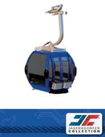 Omega III omloopcabine Blauw