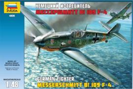 German Fighter Messerschmitt BF-109 F4