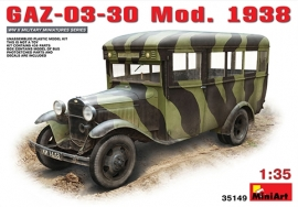 GAZ-03-30 Model 1938