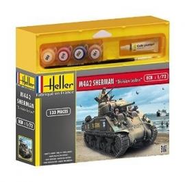 "M4A2 Sherman ""Division Leclerc"" set"