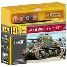 "M4 Sherman ""D-Day"" set"