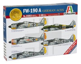 FW-190 A German Aces