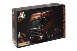 "Scania R730 ""Black Amber"""