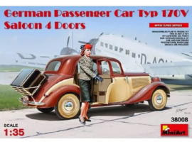 German Passenger Car