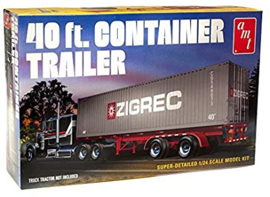 40ft. Container Trailer