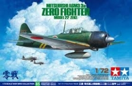 Mitsubishi A6M3/3a Zero Fighter