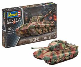 Tiger II Ausf. B Henschel Turret