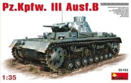 Panzerkampfwagen III Ausf. B