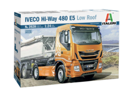 Iveco Hi-Way 480 E5 Low Roof