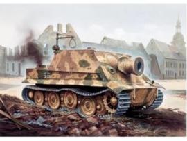 38cm RW 61 auf Sturmmörser Tiger