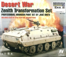 Desert War Zenith Transformation set