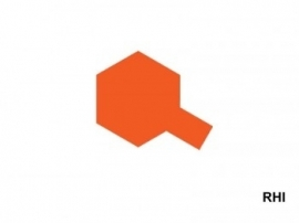 Oranje glanzend X6