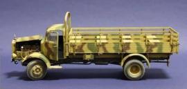 German heavy truck 1:35