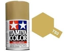 TS3 Donker geel