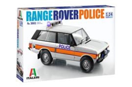 Rangerover Police
