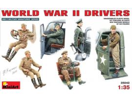 WWII Chauffeurs