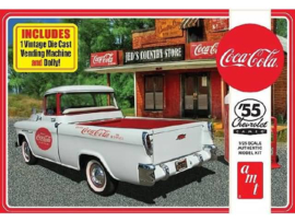 '55 Chevrolet Pickup Coca Cola
