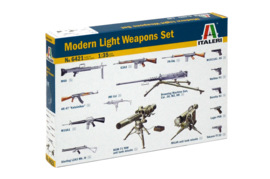 Modern Light Weapen Set