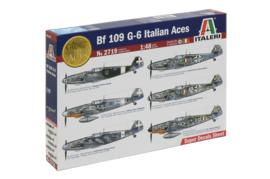BF 109 G-6 Italian Aces