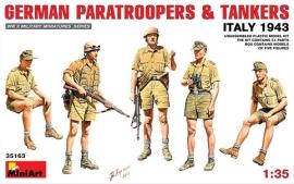 Militaire figuren WWII 1:35