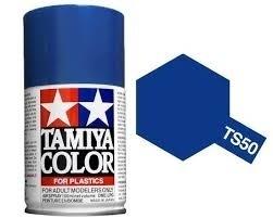 TS 50 Blauw metallic