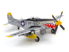 North American F-15D Mustang Korean War