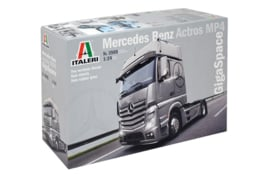 Mercedes Benz Actros MP4 Gigaspace