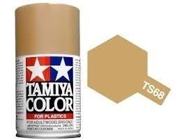 TS68 wooden deck tan