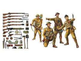 WWI British Infantry