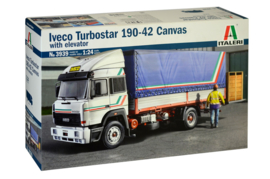 Iveco Turbostar 190-42 Canvas