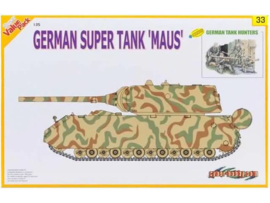"German Super Tank ""Maus"""