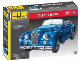 Talbot Record 1:24