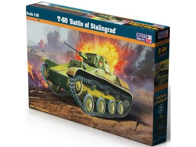 "T-60 ""Battle of Stalingrad"""
