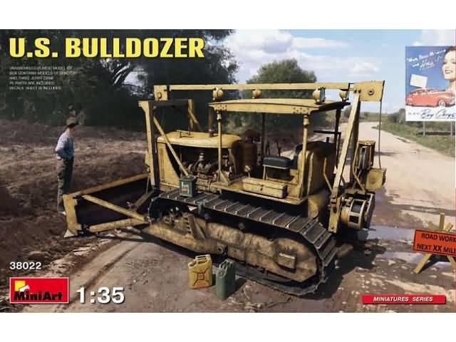 U.S. Bulldozer