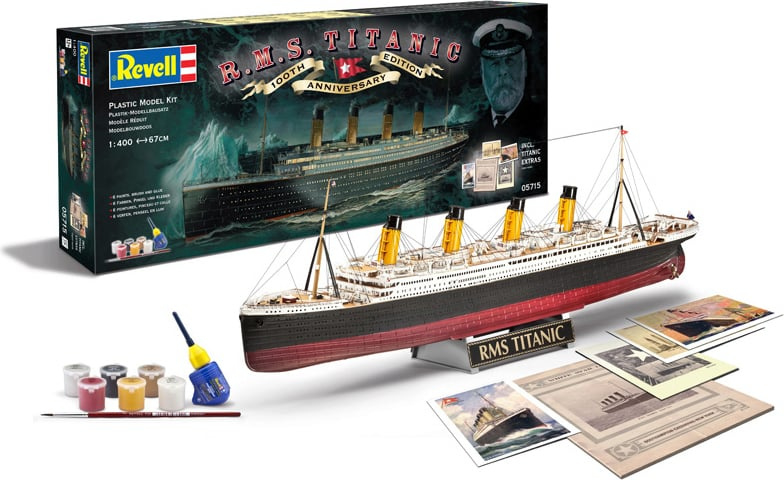 R.M.S. Titanic 100th Anniversary Edition