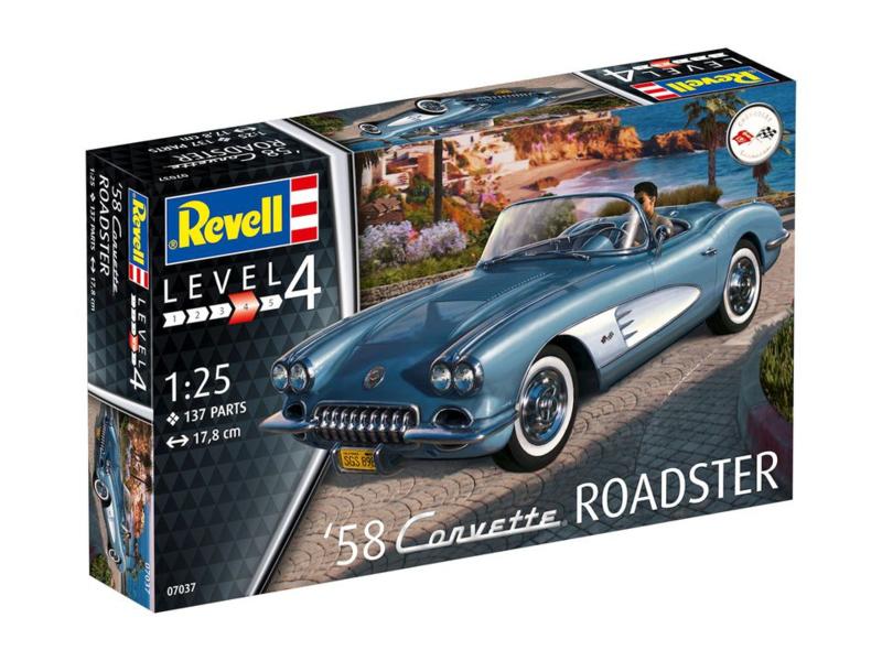 '58 Corvette Roadster