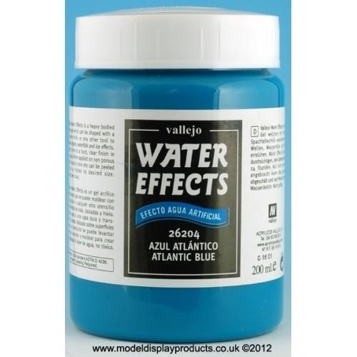 Water effects Atlantic blue 200ml