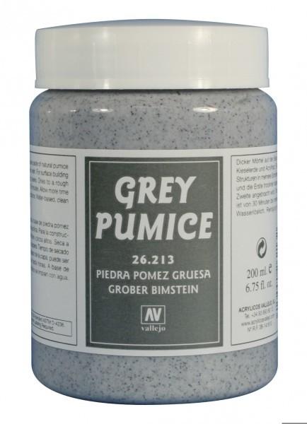 Grey Pumice Rough 200ml