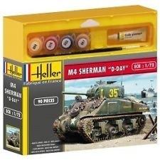 """M4 Sherman """"D-Day"""" set"""