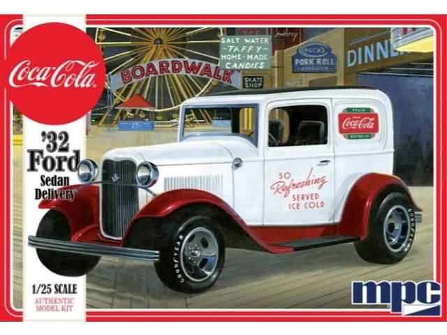 '32 Ford Sedan Delivery Coca Cola