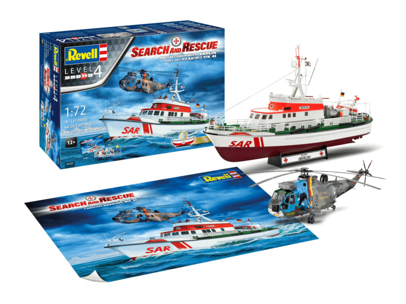 Search and Rescue Set