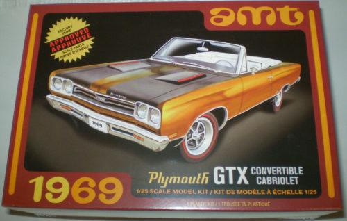 Plymouth GTX Convertible Cabriolet
