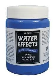 Water effects Pacific Blue, 200ml