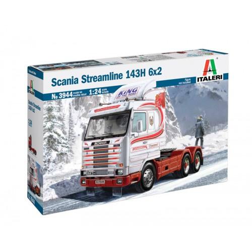 Scania Streamline 143H 6x2